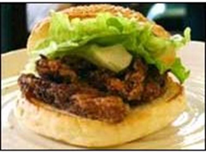 Balinaburger yemeye ne dersiniz?